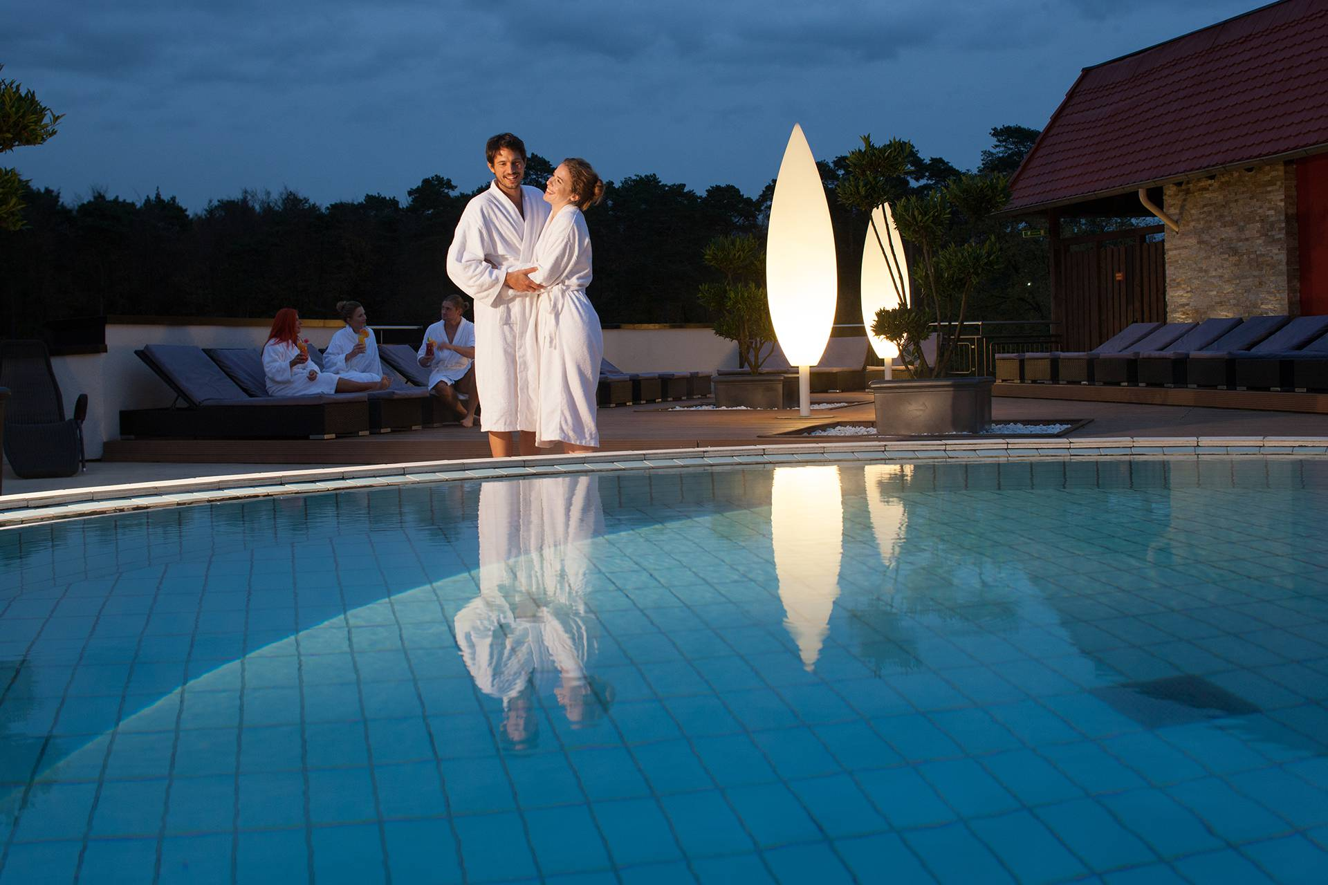 Top 100 Premium Wellness Spa Hotels
